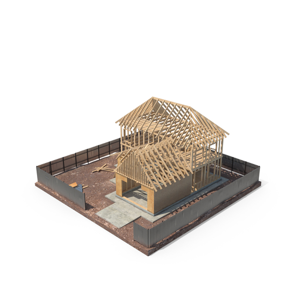 Private House Construction Object