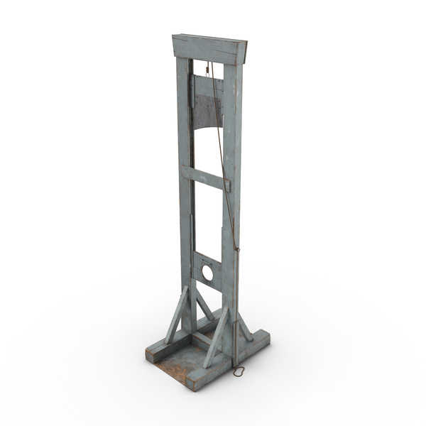 Guillotine Object
