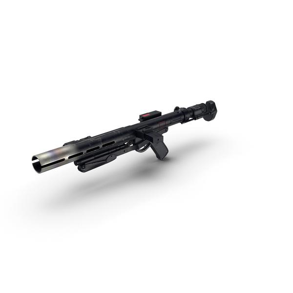 Imperial Death Trooper Gun Object