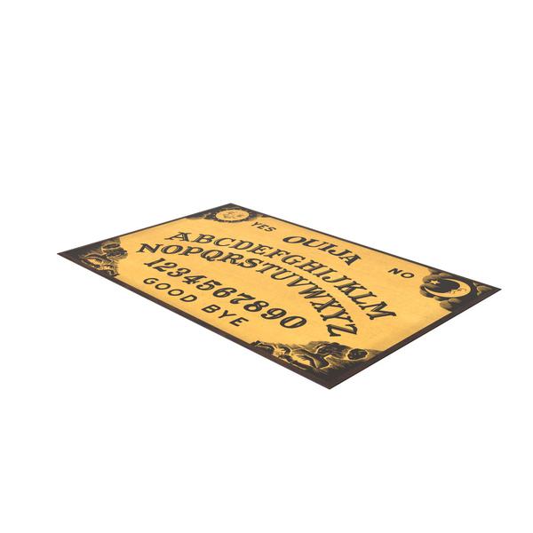 Ouija Board Object