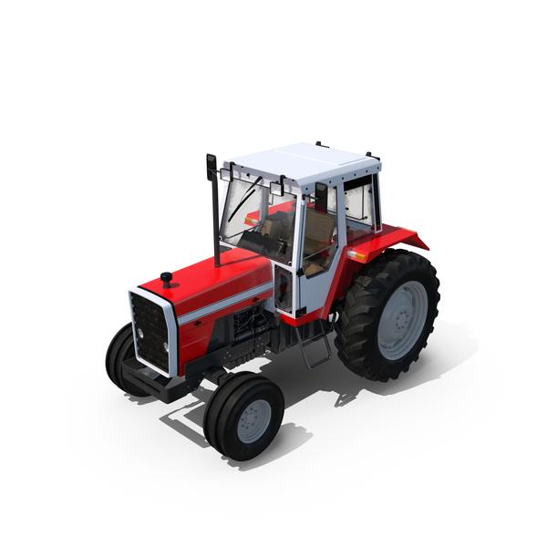 Vintage Tractor Ferguson 698 Object