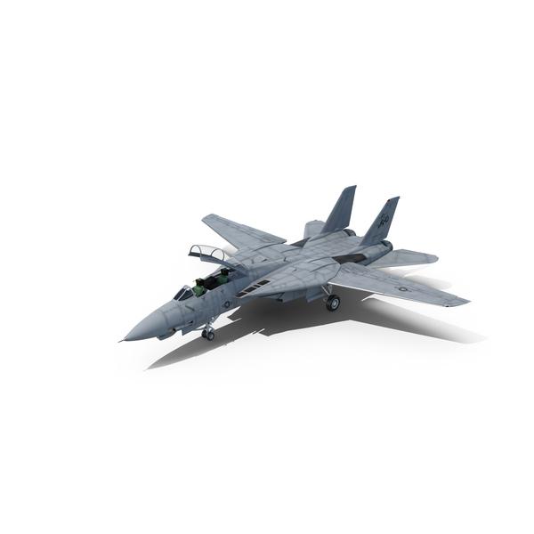 F-14 Airplane Tomcat Object