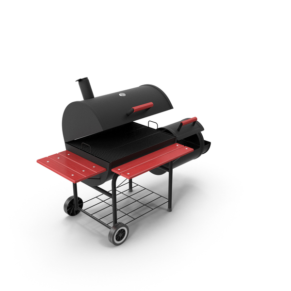 Outdoor Grill Object