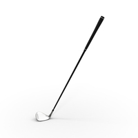 Sand Wedge Golf Club Object