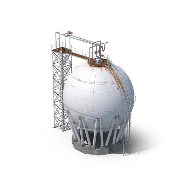 Oil Tank Object